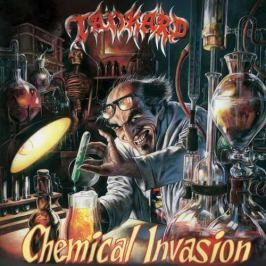 CHEMICAL INVASION - Tankard (Płyta CD)