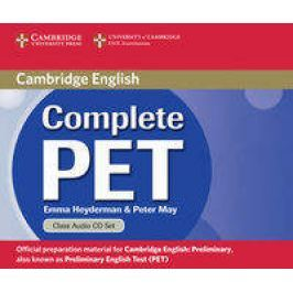 Complete PET Class Audio 2CD
