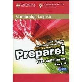 Cambridge English Prepare! 5 Test Generator CD-ROM