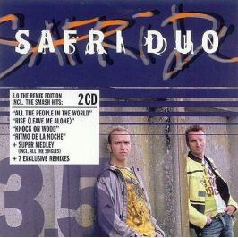 3.5 - Safri Duo (Płyta CD)