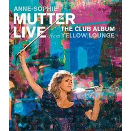 Anne Sophie Mutter - THE CLUB ALBUM - LIVE FROM YELLOW LOUNGE