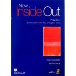 New Inside Out Intermediate WB MACMILLAN - Sue Kay, Vaughan Jones