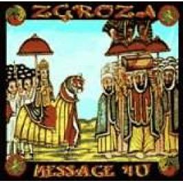 Message 4u - Zgroza (Płyta CD)