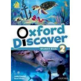 Oxford Discover 2 Student's Book - Koustaff Lesley, Rivers Susan
