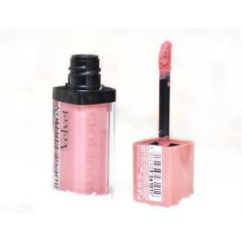 BOURJOIS Rouge Edition Velvet Mat kosmetyki damskie - pomadka do ust 10 Don't Pink Of It 7.7ml